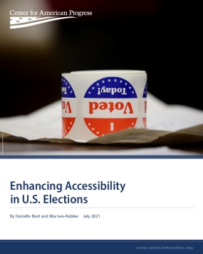 Enhancing Accessibility in U.S. Elections